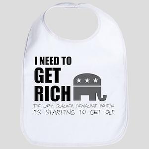Get Rich Bib