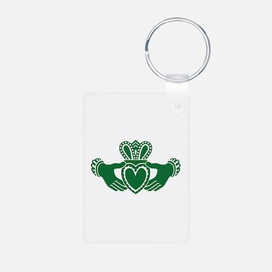Celtic claddagh Keychains