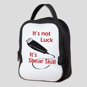 SHEAR SKILL Neoprene Lunch Bag