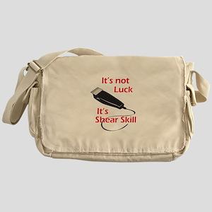 SHEAR SKILL Messenger Bag