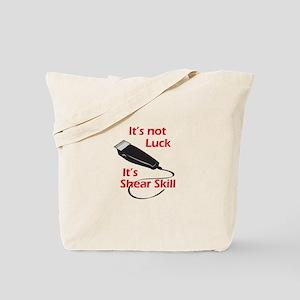 SHEAR SKILL Tote Bag