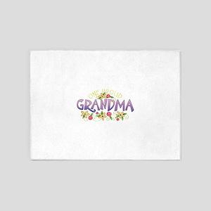 GRANDMA 5'x7'Area Rug