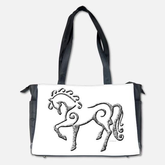 Celtic Horse Diaper Bag