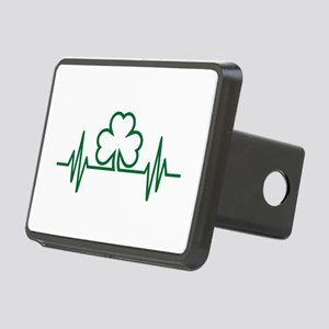 Shamrock frequency Rectangular Hitch Cover