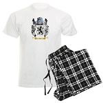 Jeff Men's Light Pajamas