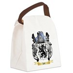 Jeff Canvas Lunch Bag