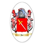 Jee Sticker (Oval 10 pk)