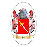 Jee Sticker (Oval 50 pk)