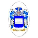 Jedrzejczak Sticker (Oval)