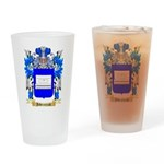 Jedrzejczak Drinking Glass