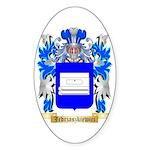 Jedrzaszkiewicz Sticker (Oval)