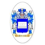 Jedrysik Sticker (Oval 50 pk)