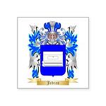 Jedras Square Sticker 3