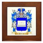 Jedras Framed Tile