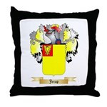 Jecop Throw Pillow