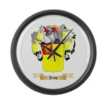 Jecop Large Wall Clock