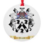 Jecock Round Ornament