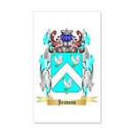 Jeavons 20x12 Wall Decal