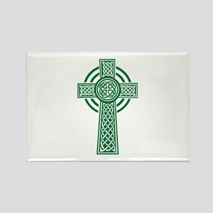 Celtic cross Rectangle Magnet