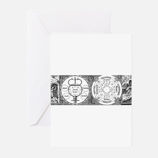 Funny Alchemy Greeting Cards (Pk of 20)
