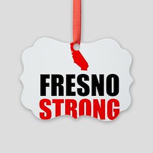 Fresno Strong Ornament