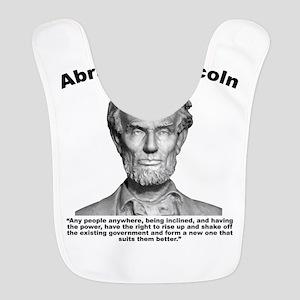 Lincoln: Revolt Bib