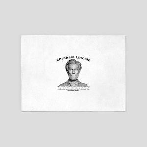 Lincoln: Revolt 5'x7'Area Rug