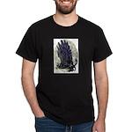 "Dreslough's ""Black Gryphon"" Dark T-Shirt"