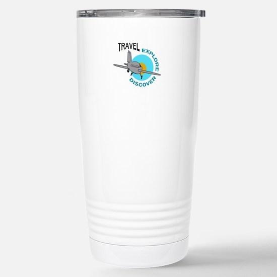 AIR TRAVEL Travel Mug