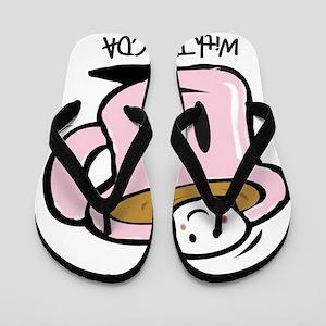 Cocoa Flip Flops