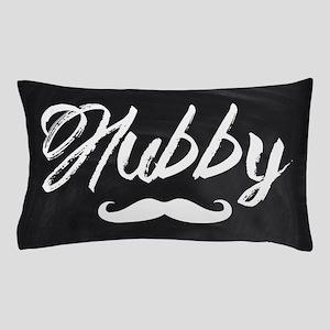 Mustache hubby Pillow Case