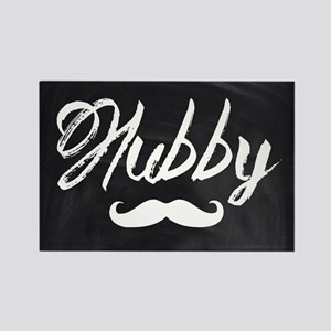 Mustache hubby Magnets