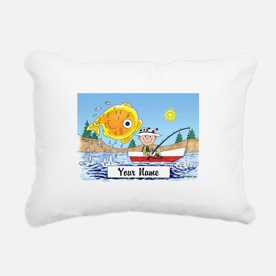 Cute Cartoon picture Rectangular Canvas Pillow