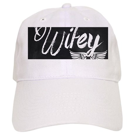 Vintage Wifey Baseball Cap by ADMIN CP62325139 5a750fce7c1