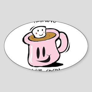 Cocoa Sticker