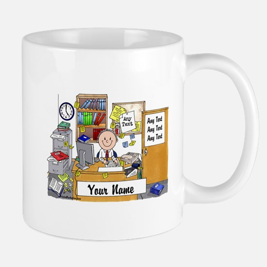 Cute Clerical Mug