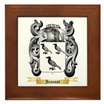 Jeannot Framed Tile