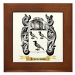 Jeannesson Framed Tile