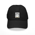 Jeannequin Black Cap