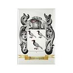 Jeannequin Rectangle Magnet (100 pack)