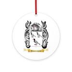 Jeannequin Ornament (Round)