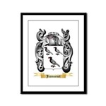 Jeannenet Framed Panel Print