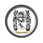 Jeannenet Wall Clock