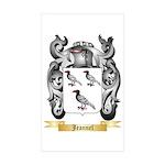 Jeannel Sticker (Rectangle 10 pk)