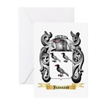 Jeannaud Greeting Cards (Pk of 10)