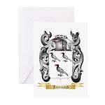 Jeannaud Greeting Cards (Pk of 20)