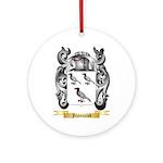 Jeannaud Ornament (Round)