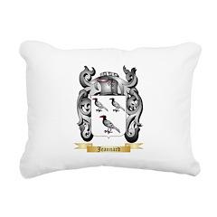 Jeannard Rectangular Canvas Pillow
