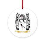 Jeanin Ornament (Round)