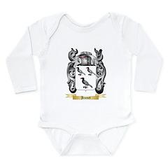 Jeanet Long Sleeve Infant Bodysuit